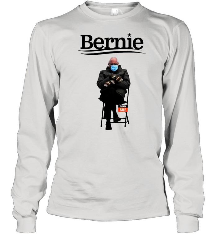 Bernie sanders bernie shirt Long Sleeved T-shirt