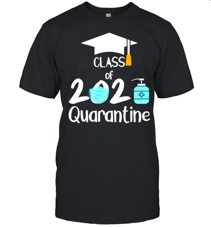 Class Of 2021 Quarantine shirt Classic Men's T-shirt