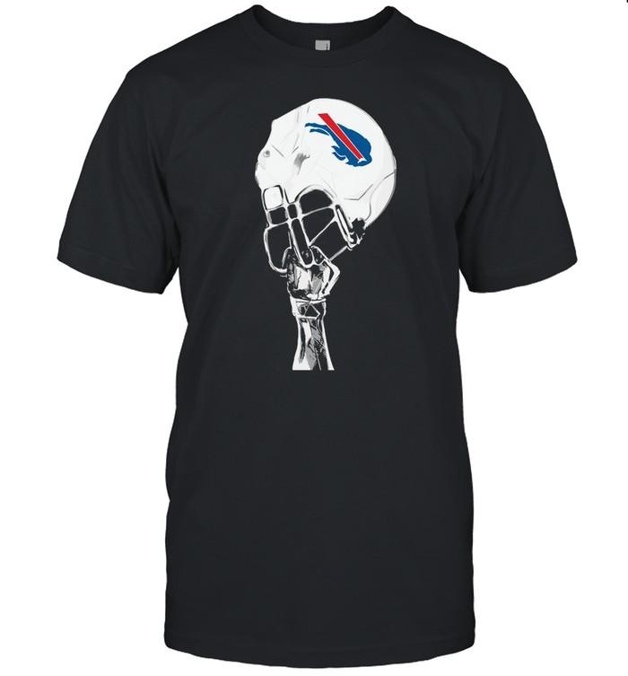 The Buffalo Bills Hat Helmet 2021 shirt Classic Men's T-shirt