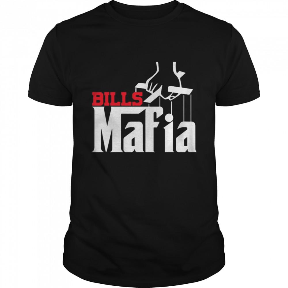 2021 Buffalo Bills Mafia shirt Classic Men's T-shirt