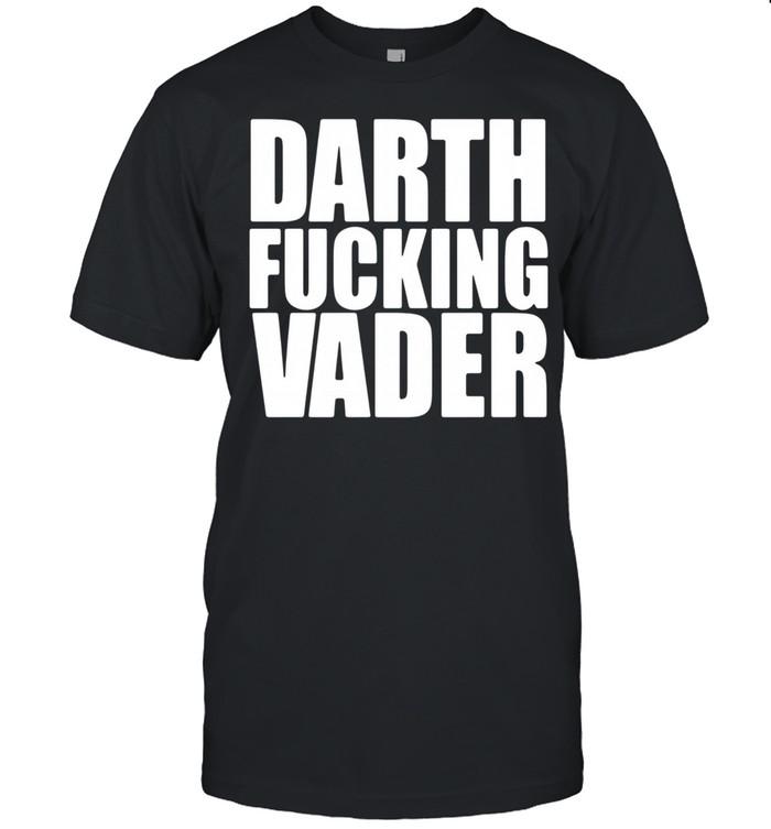 Darth fucking vader shirt Classic Men's T-shirt