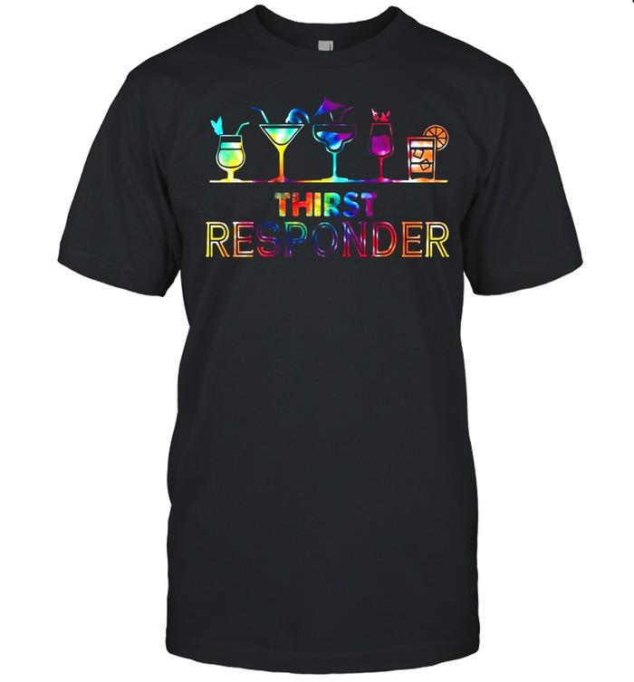 Good Thirst Responder shirt Classic Men's T-shirt