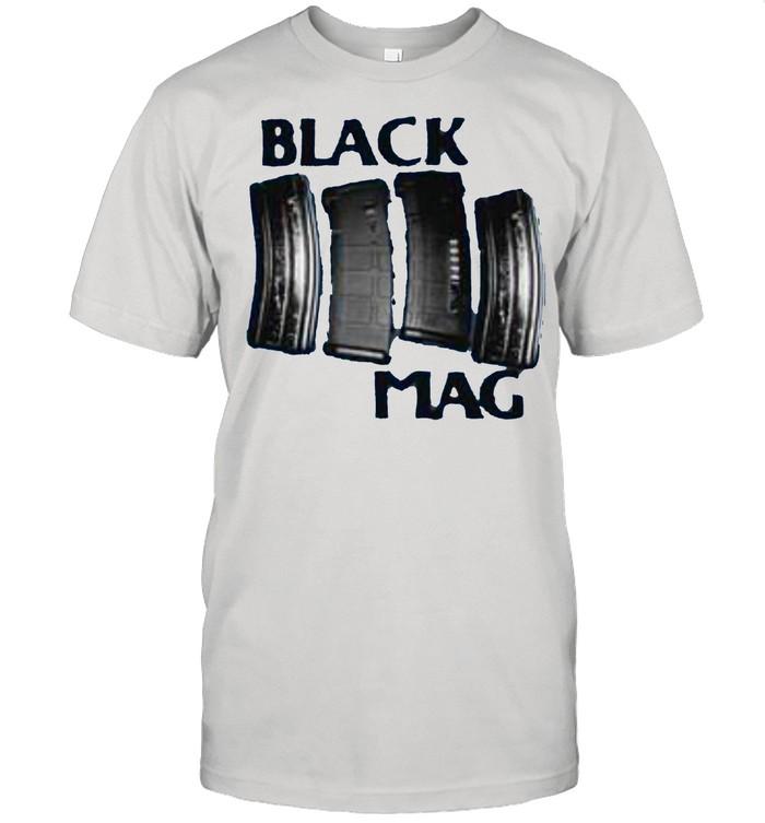 Black Mag shirt Classic Men's T-shirt