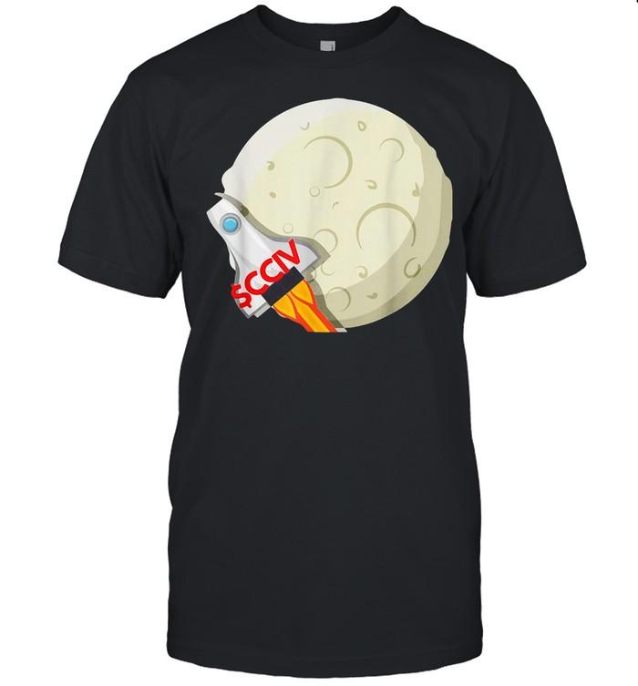 CCIV To The Moon Lucid shirt Classic Men's T-shirt