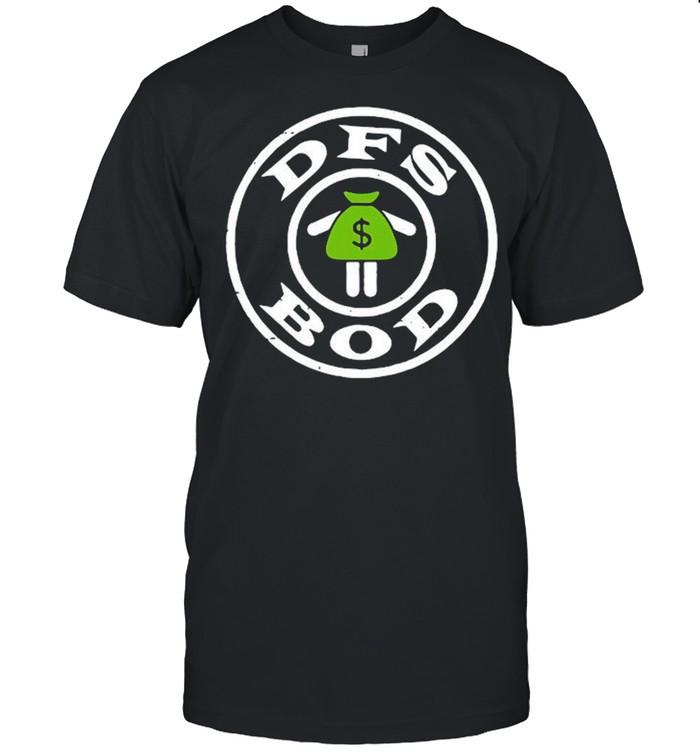 Dfs Bod shirt Classic Men's T-shirt