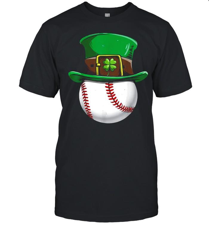 Baseball St Patrick's Day 2021 shirt Classic Men's T-shirt