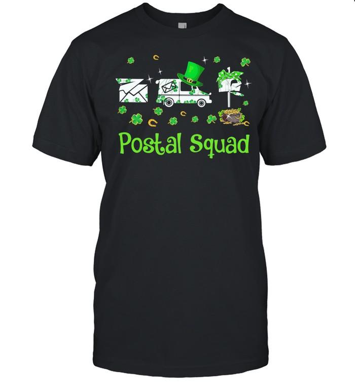 Postal Squad Patricks Day shirt Classic Men's T-shirt
