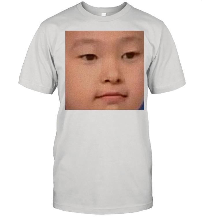 Baby Choerry Face shirt Classic Men's T-shirt