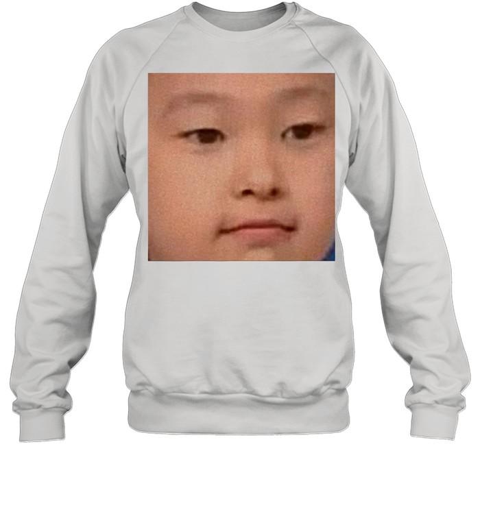 Baby Choerry Face shirt Unisex Sweatshirt