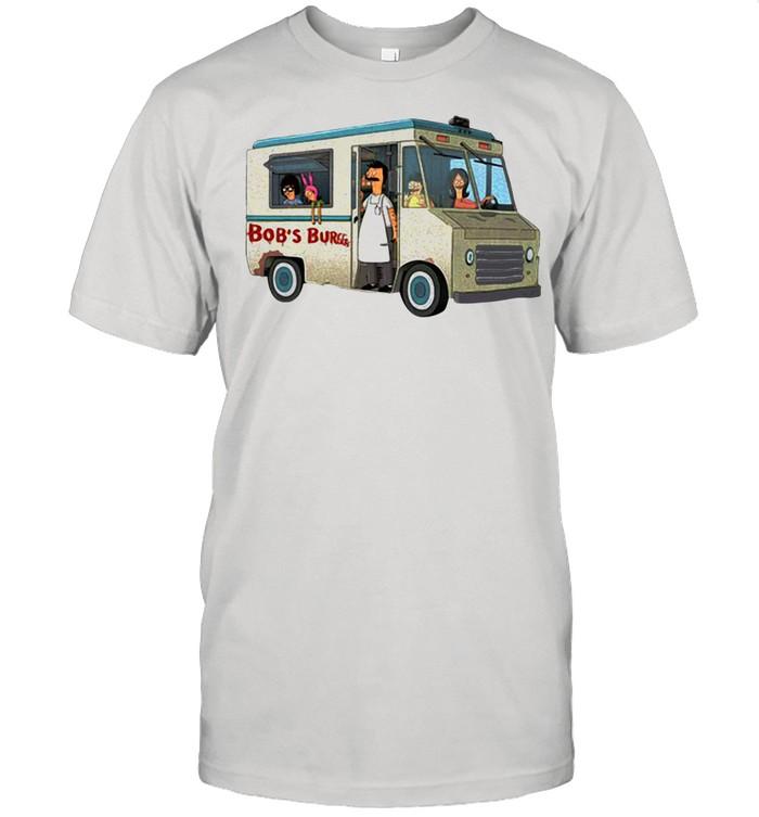 Bob's Burgers Food Truck shirt Classic Men's T-shirt