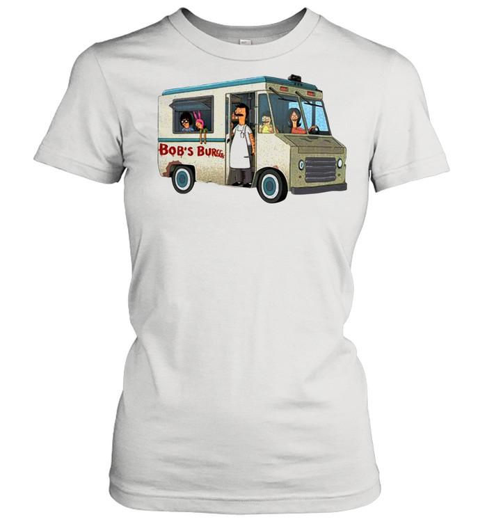 Bob's Burgers Food Truck shirt Classic Women's T-shirt