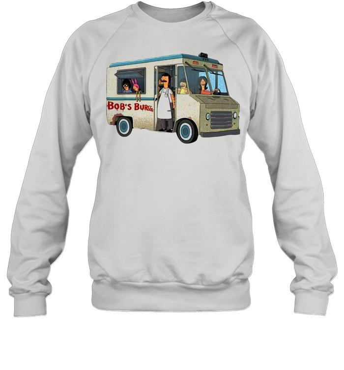 Bob's Burgers Food Truck shirt Unisex Sweatshirt