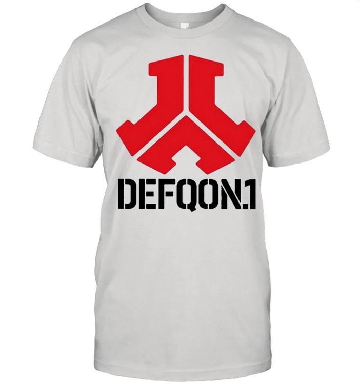 Defqon1 shirt Classic Men's T-shirt