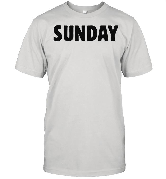 sunday 2021 shirt Classic Men's T-shirt