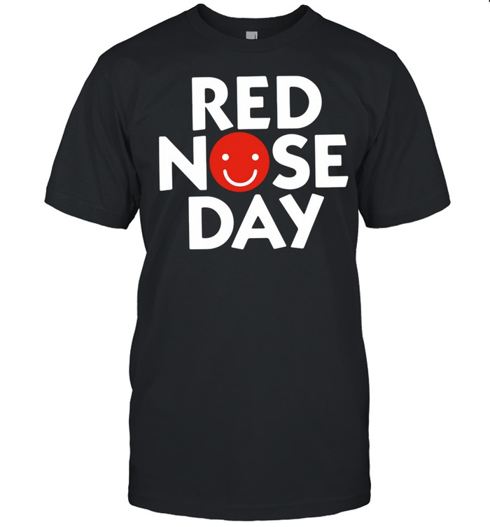 Red nose day shirt Classic Men's T-shirt