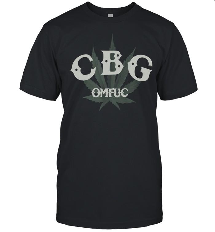 CBG Cannabinoid Hemp Heals Cannabis shirt Classic Men's T-shirt