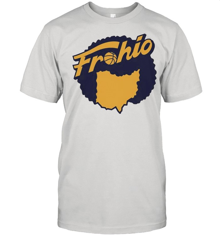 Cleveland used to be in Ohio Fruhio shirt Classic Men's T-shirt