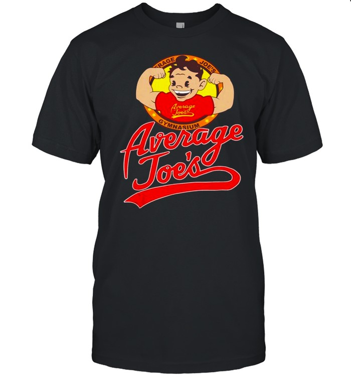 Terrashirts Average Joe's Gym shirt Classic Men's T-shirt