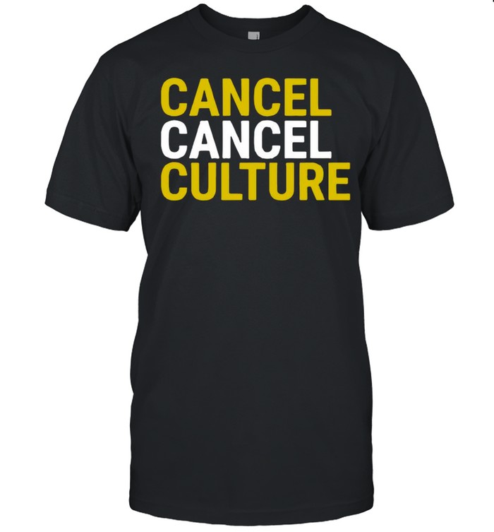 Cancel Cancel Culture shirt Classic Men's T-shirt