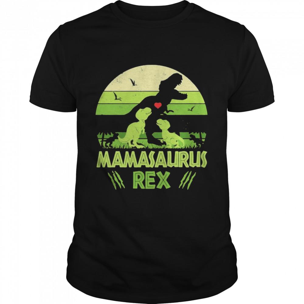 Dinosaurs Mamasaurus Rex shirt Classic Men's T-shirt