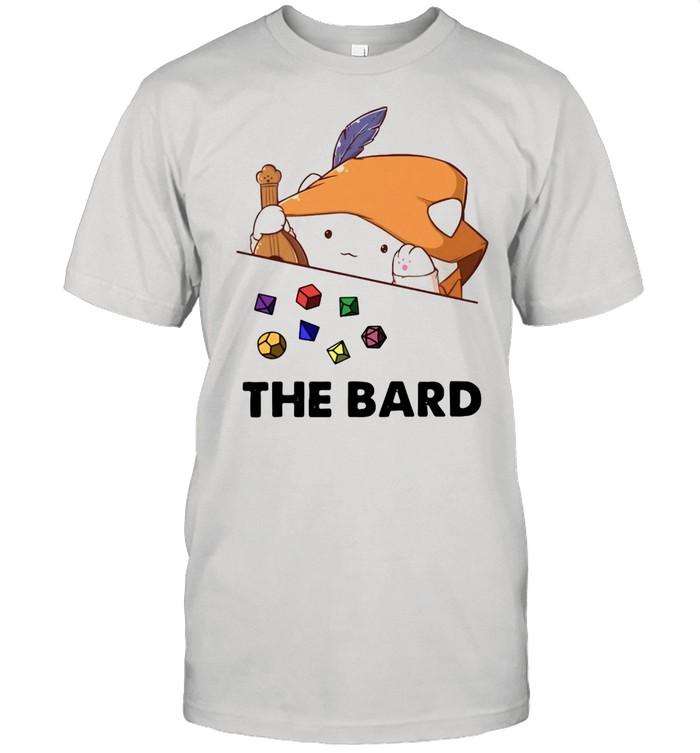 The Bard Cat Dungeon shirt Classic Men's T-shirt