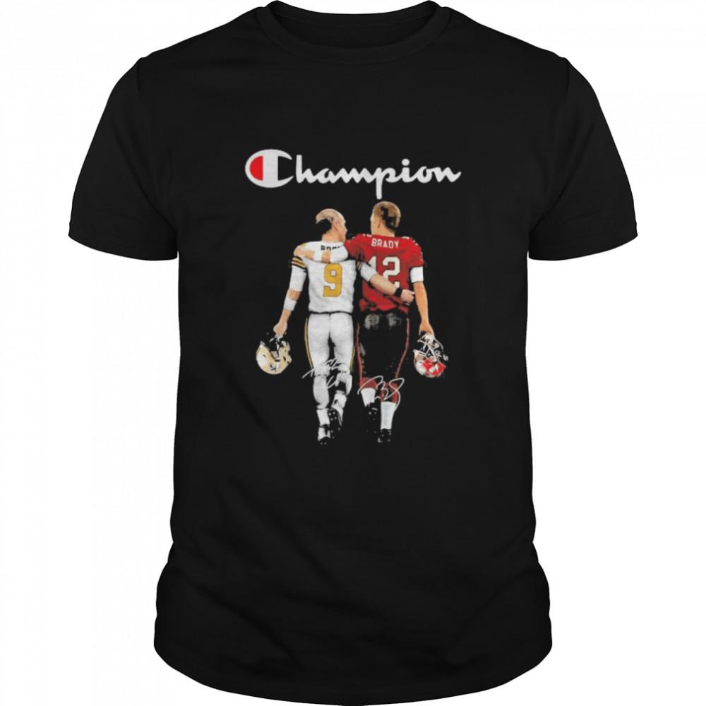 Champion Signature Player Team Tampa Bay Buccaneers  Classic Men's T-shirt
