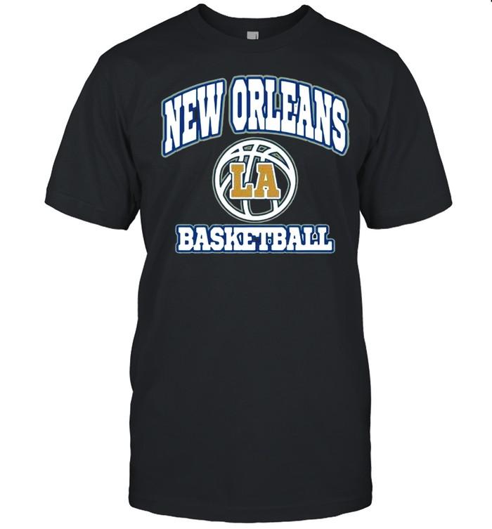 LA New Orleans Basketball 2021 shirt Classic Men's T-shirt