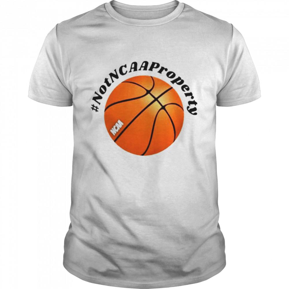 2021 #Not NCAA property shirt Classic Men's T-shirt