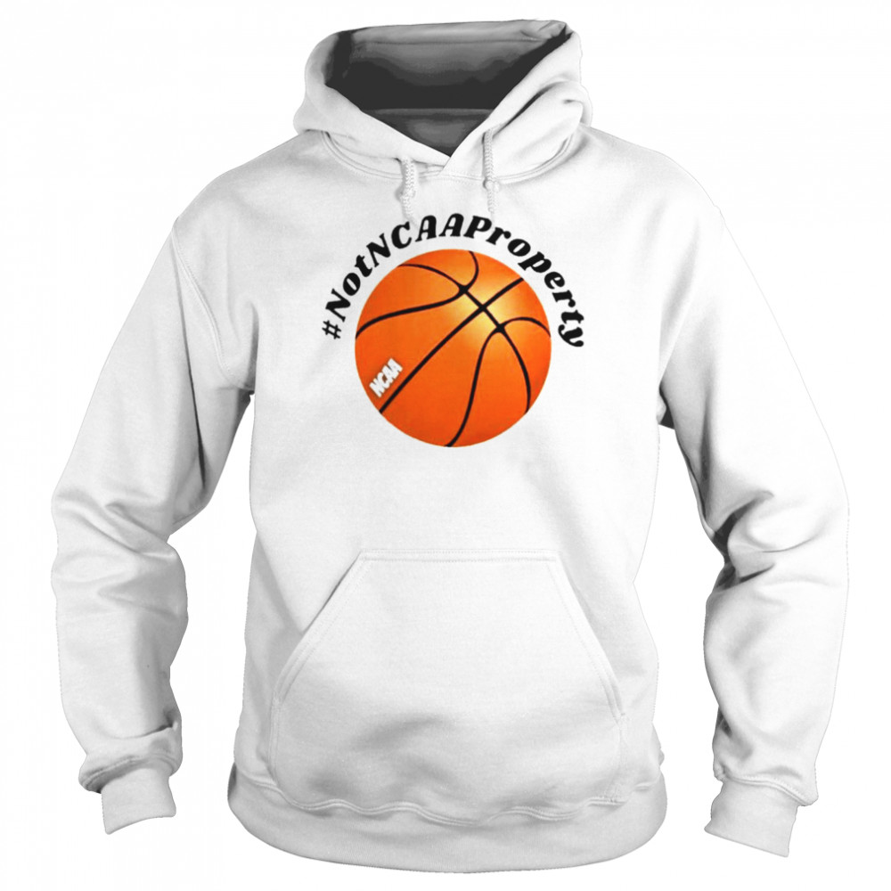 2021 #Not NCAA property shirt Unisex Hoodie