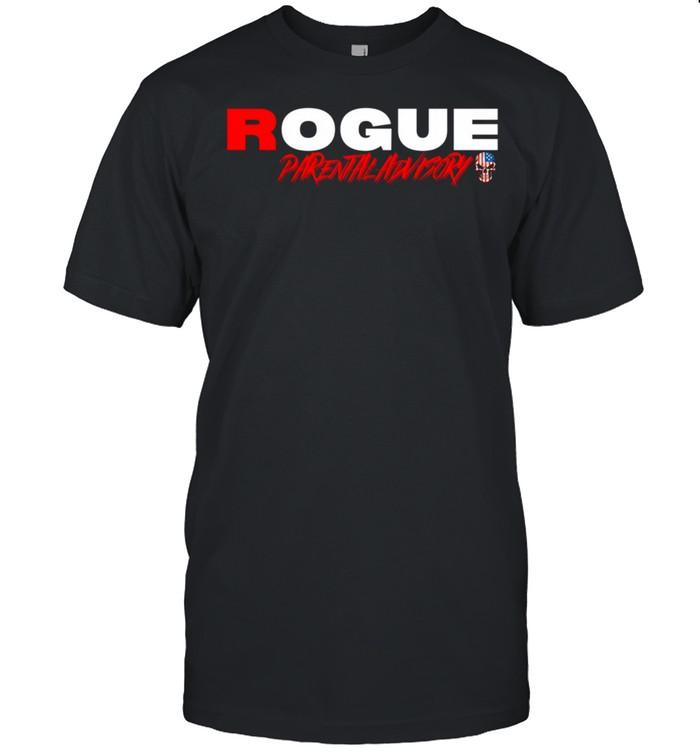 Rogue Life Slogan Military Armed Forces  Classic Men's T-shirt