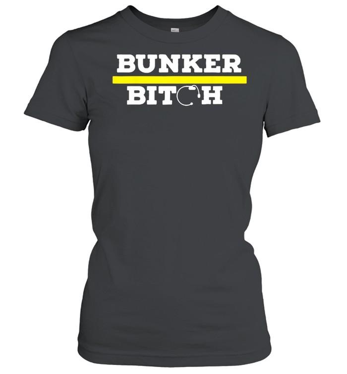 Bunker Bitch T- Classic Women's T-shirt