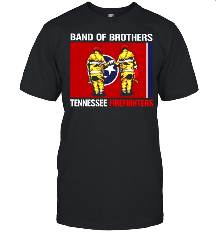 Band of brothers tennessee firefighters shirt Classic Men's T-shirt