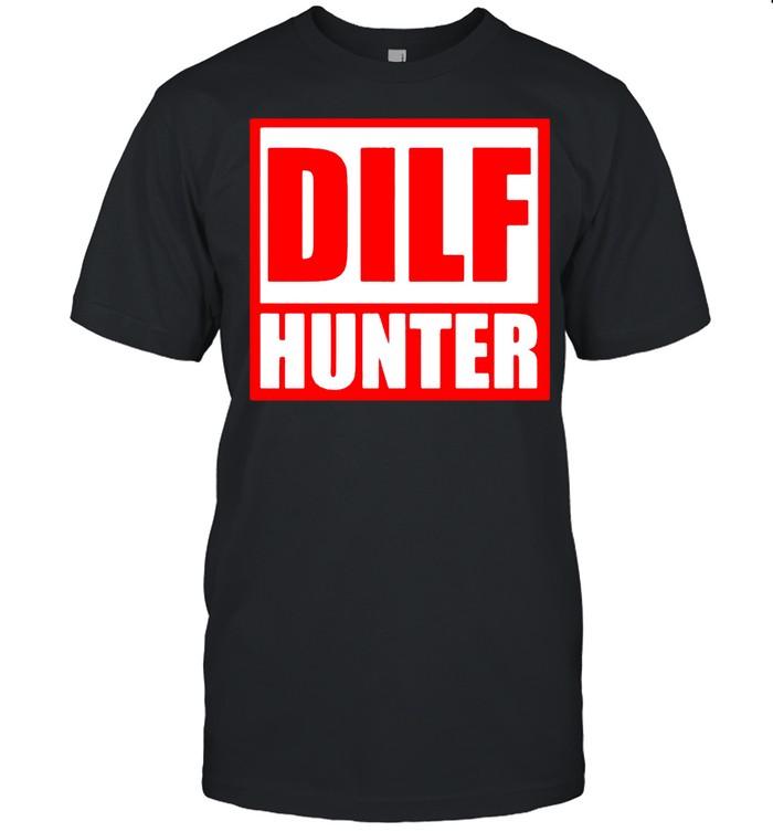 DILF hunter shirt Classic Men's T-shirt