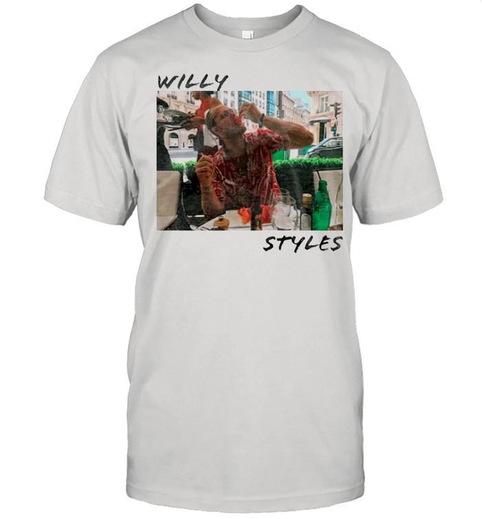 Willy styles shirt Classic Men's T-shirt