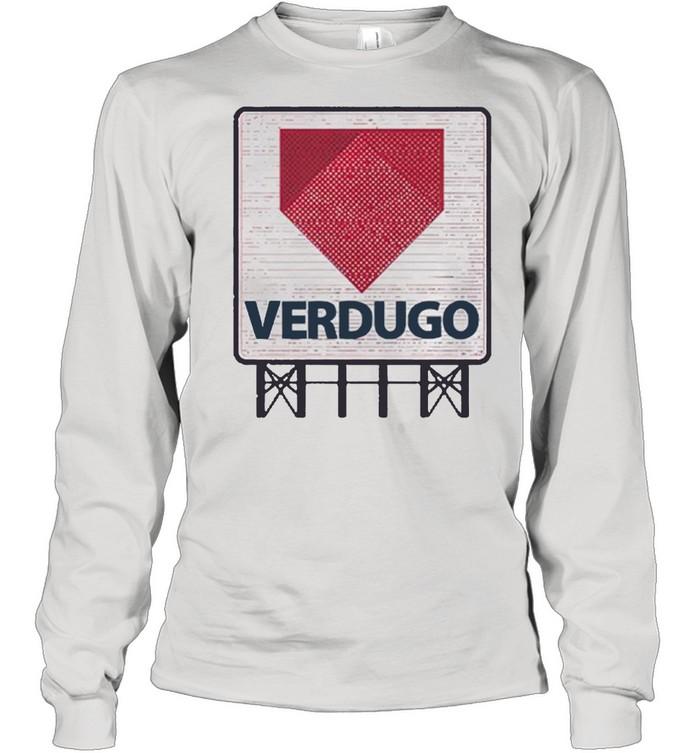 Alex Verdugo chance that ball's VerduGONE shirt Long Sleeved T-shirt