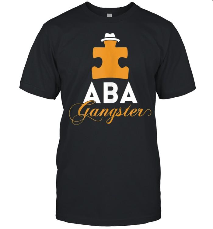 ABA Gangster BCBA ABA shirt Classic Men's T-shirt