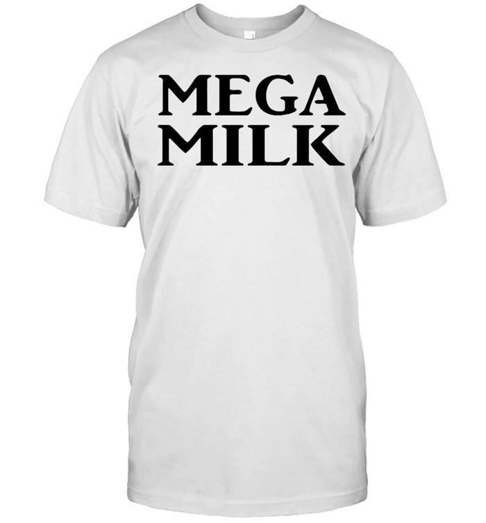 Mega milk shirt Classic Men's T-shirt