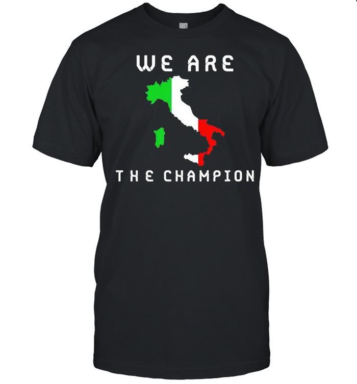 Italia Euro 2021 we are the champion shirt Classic Men's T-shirt