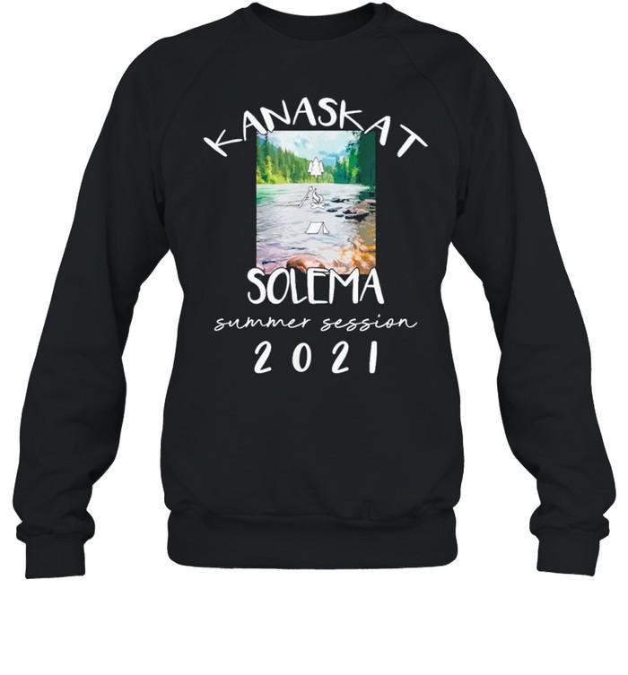 Kanaskat Solema Summer Camp shirt Unisex Sweatshirt