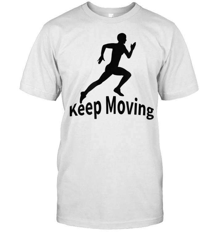 Keep Moving shirt Classic Men's T-shirt