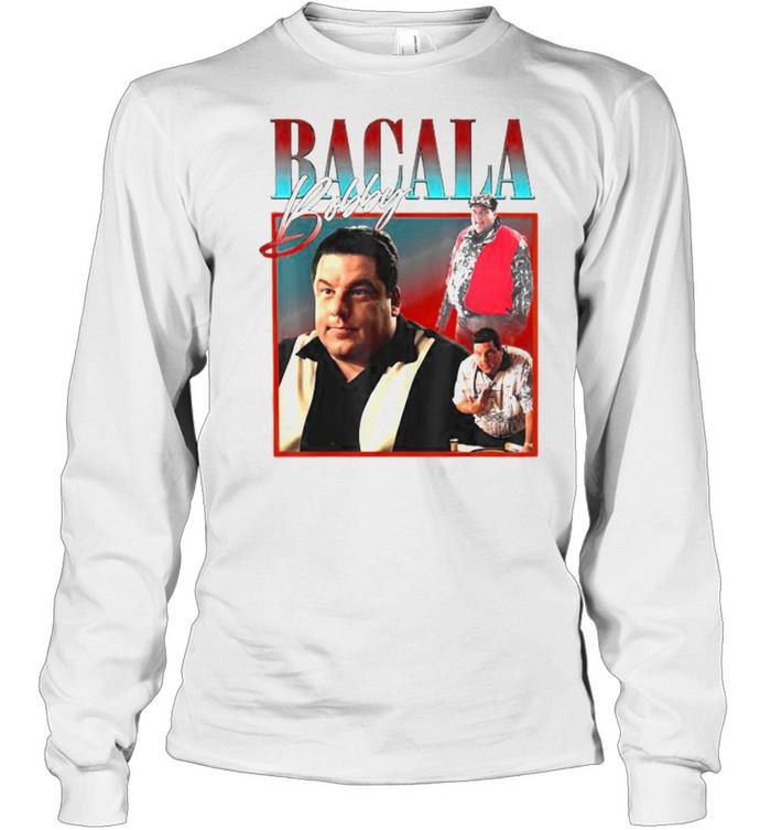 Bacala Bobby T- Long Sleeved T-shirt