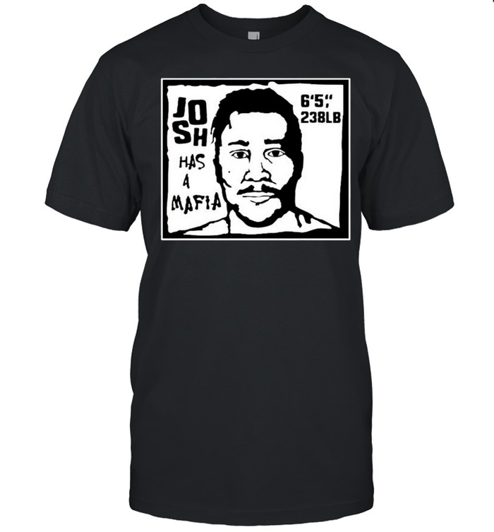 Josh has a mafia shirt Classic Men's T-shirt