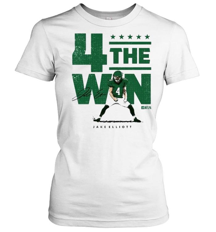 Nick Sirianni 4 the win shirt Classic Women's T-shirt