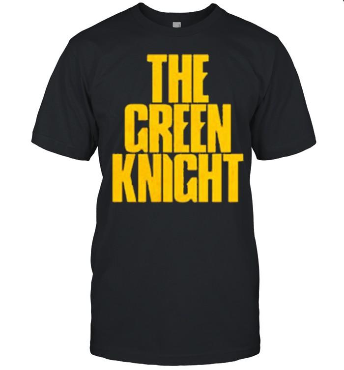 The green knight shirt Classic Men's T-shirt