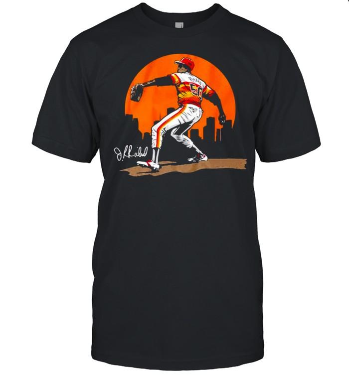 Legend of J.R. Richard shirt Classic Men's T-shirt