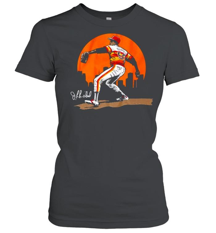 Legend of J.R. Richard shirt Classic Women's T-shirt