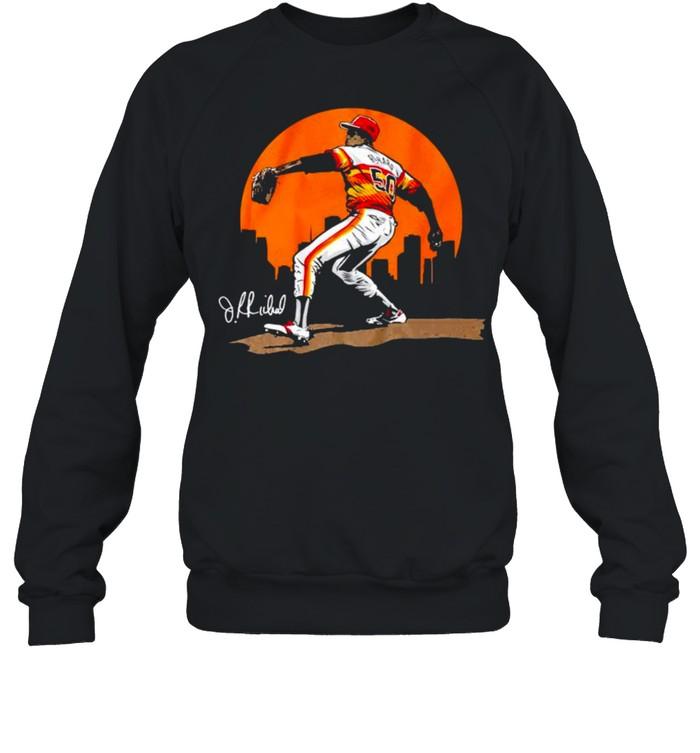 Legend of J.R. Richard shirt Unisex Sweatshirt