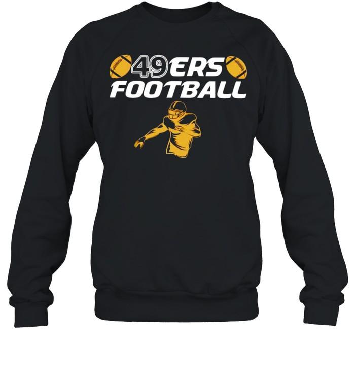 San Francisco 49ers football shirt Unisex Sweatshirt