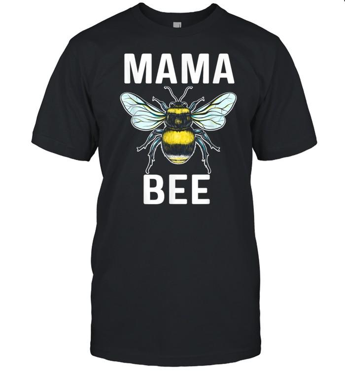 Mama Bees Honey Beekeeper Whisper Mother shirt Classic Men's T-shirt