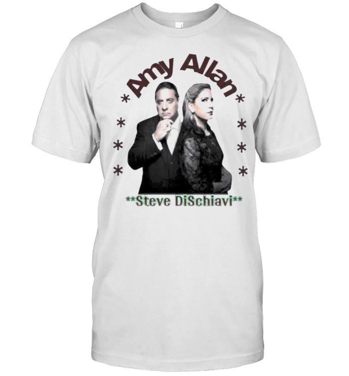 amy Allan Steve Di Schiavi shirt Classic Men's T-shirt